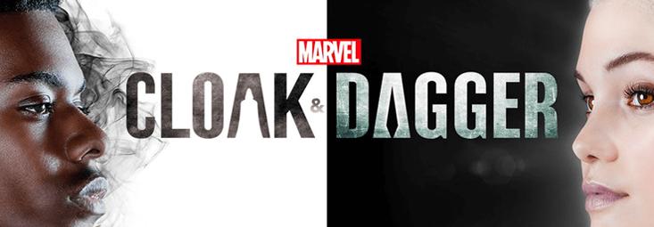 شنل و خنجر - Cloak and Dagger