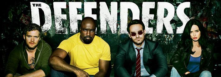 دیفندرز - The Defenders