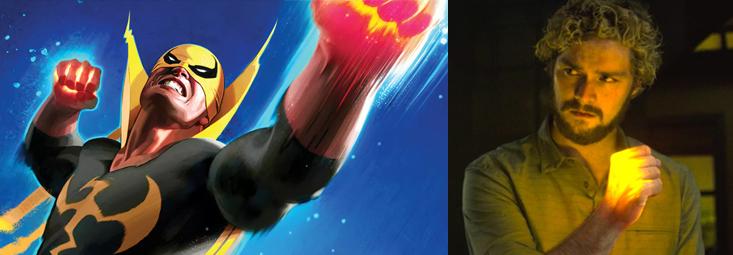 ایرون فیست - مشت آهنین